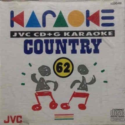 Jvc Karaoke - vol 62 country hits