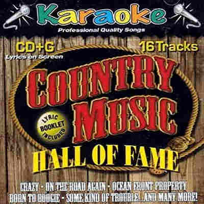 Karaoke Bay - Country Music Hall Of Fame Disc