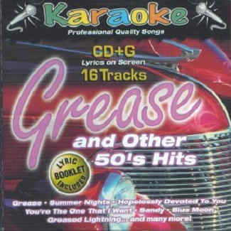 Karaoke Bay - Grease and other 50's hits