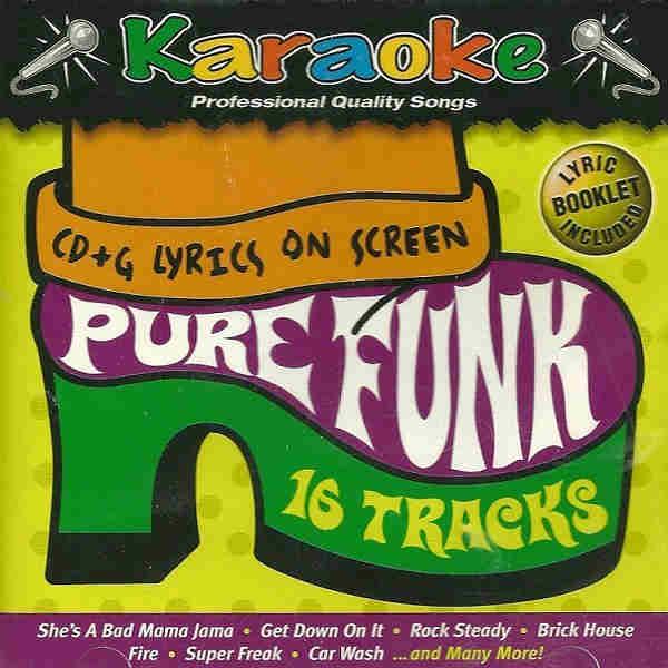 Karaoke Bay - Pure Funk