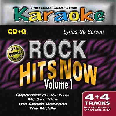 Karaoke Bay - rock hits now volume 1