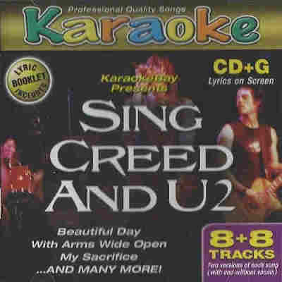 Karaoke Bay - Creed and U2