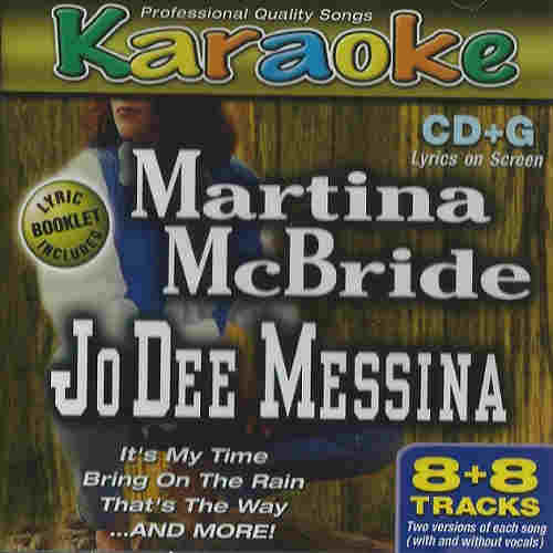 Karaoke Bay Martina McBride and Jo Dee Messina - join the forum