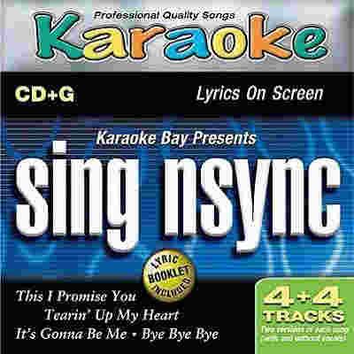 Karaoke Bay - sing n'sync