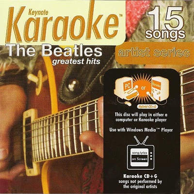 Keynote Karaoke - The Beatles - KNK1544