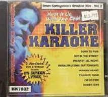 killer karaoke jewel case kk7002