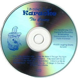 Laughing Gnome Karaoke Disc LGK002