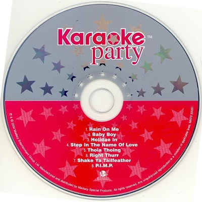 Madacy Karaoke - reviews page - complete disc identities - song books