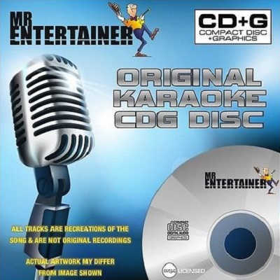 Mr Entertainer Karaoke MRH141