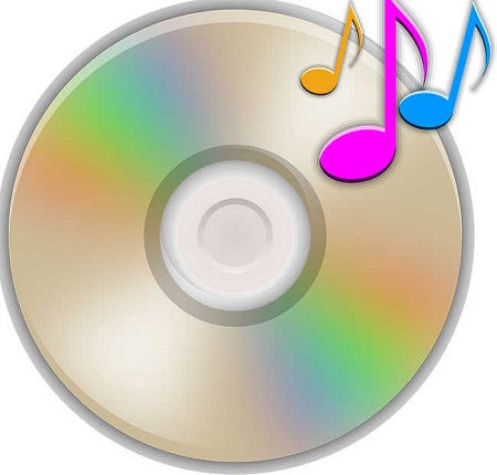 Music Factory Karaoke - CD image with musical note