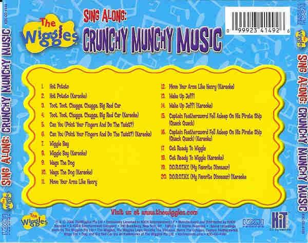 other karaoke labels - wiggles