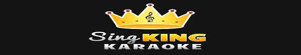 Sing King Karaoke reviews page and song list -crown