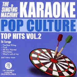 Singing Machine Karaoke - top hits vol 1