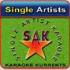 Single Artist Karaoke Karaoke Kurrents - banner