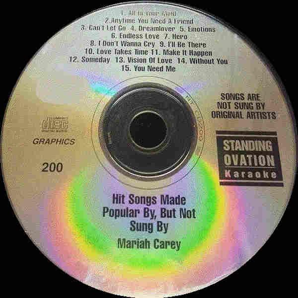 Standing Ovation Karaoke SO200