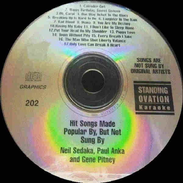 Standing Ovation Karaoke SO202