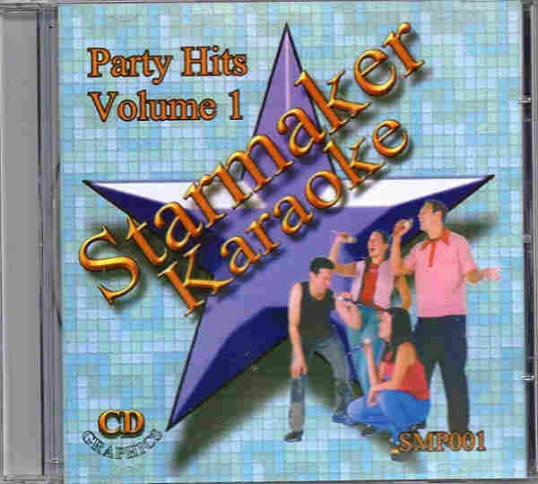 Starmaker Karaoke - SMP001 - Party Hits
