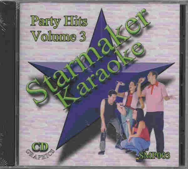 Starmaker Karaoke - SMP003 - Party Hits
