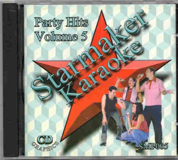 Starmaker Karaoke - SMP005 - Party Hits
