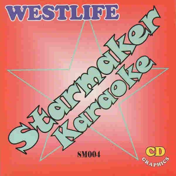 Starmaker Karaoke - SM004 - Westlife