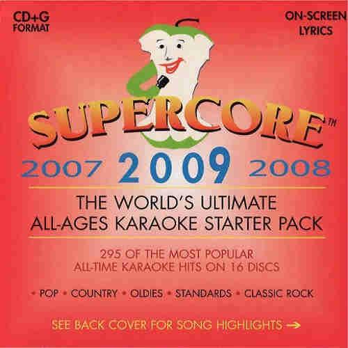 Supercore Karaoke 2008 starter pack
