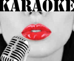 Superstar Karaoke - female lips on microphone