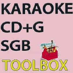 Sweet Georgia Brown Karaoke Tool Box Set