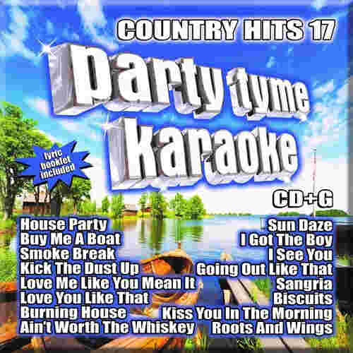 Sybersound Karaoke Country Hits 17