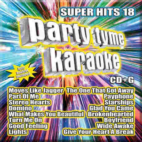 Sybersound Karaoke Super Hits 18