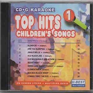 U-best karaoke - childrens songs top hits 1