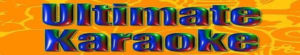 Ultimate Karaoke Banner
