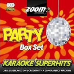 Zoom Karaoke Party Pack box set