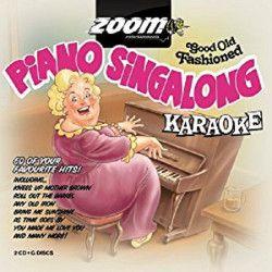 Zoom Karaoke Piano Singalong Front