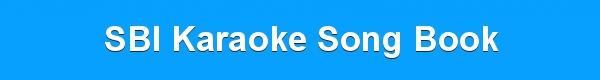 SBI Karaoke Song Book - DJ & kJ song books